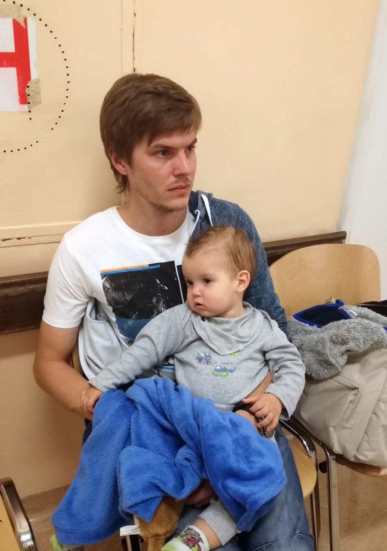 Oskar pri zdravniku