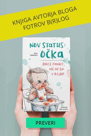 Knjiga Nov status: očka